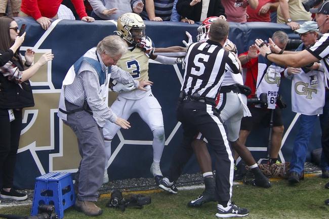 Georgia Tech at Florida State - 9/12/20 College Football Picks and Prediction