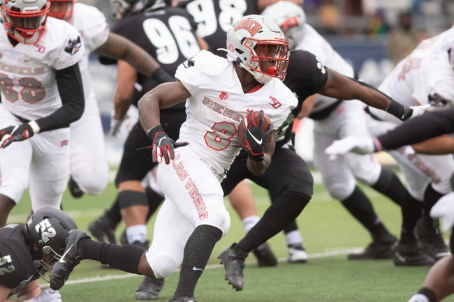 UNLV at San Diego State 10/24/20 College Football Picks and Predictions