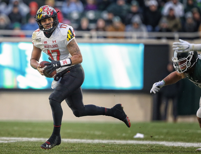 Maryland Terrapins 2020 Win Total - College Football Pick, Odds, and Prediction