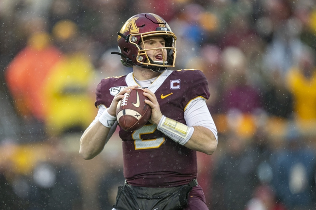 Auburn vs. Minnesota - 1/1/20 College Football Outback Bowl Pick, Odds, and Prediction