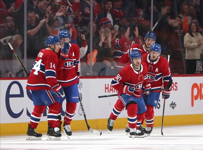 Philadelphia Flyers vs. Montreal Canadiens - 1/16/20 NHL Pick, Odds & Prediction