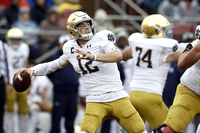 Wake Forest vs. Notre Dame - 9/26/20 College Football Pick, Odds, and Prediction