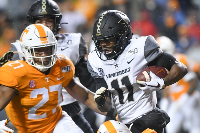 Tennessee at Vanderbilt - 11/28/20 Early look College Football GOY Picks and Predictions