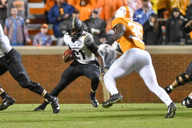 CANCELLED: Vanderbilt vs Tennessee College Football Picks, Odds, Predictions 11/28/20