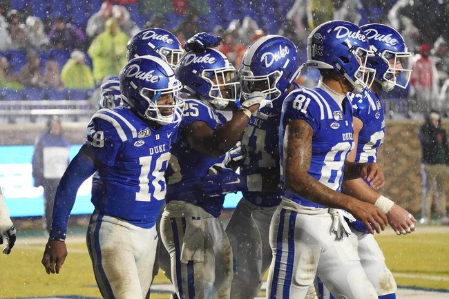 Duke 2020 Win Total - College Football Pick and Prediction