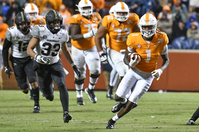 Tennessee Volunteers vs. Indiana Hoosiers - 1/2/20 College Football Pick, Odds, and Prediction