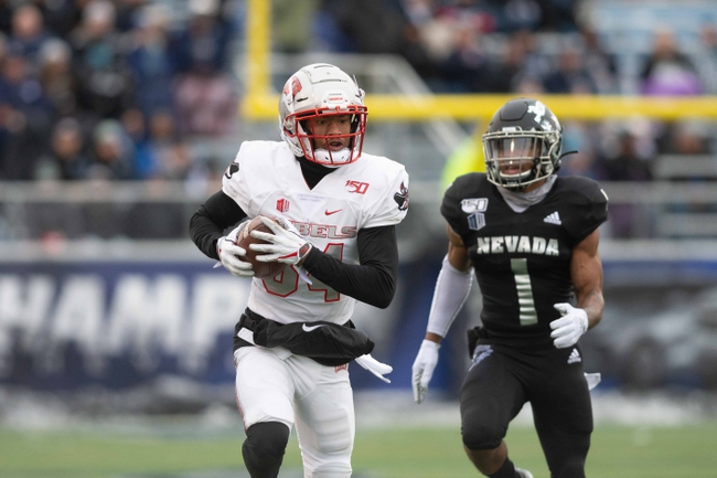 MWC Picks: UNLV vs Nevada 10/31/20 College Football Picks, Odds, Predictions