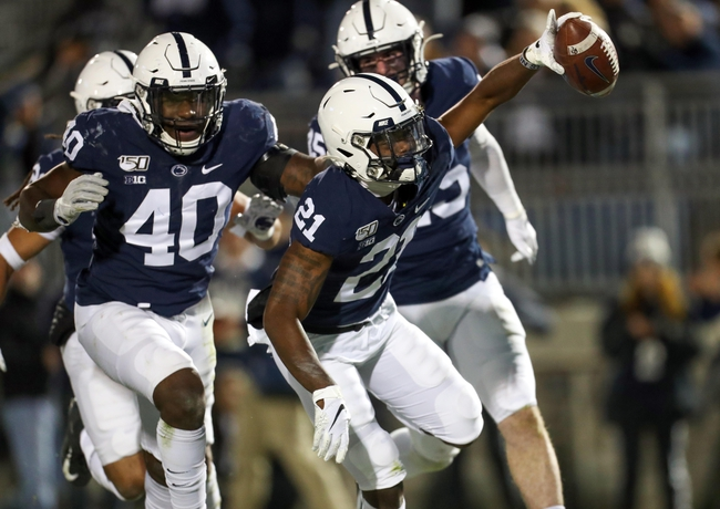 Penn State Nittany Lions vs. Memphis Tigers - 12/28/19 College Football Pick, Odds & Prediction