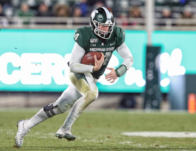 Wake Forest vs. Michigan State - 12/27/19 College Football Pinstripe Bowl Pick, Odds, and Prediction