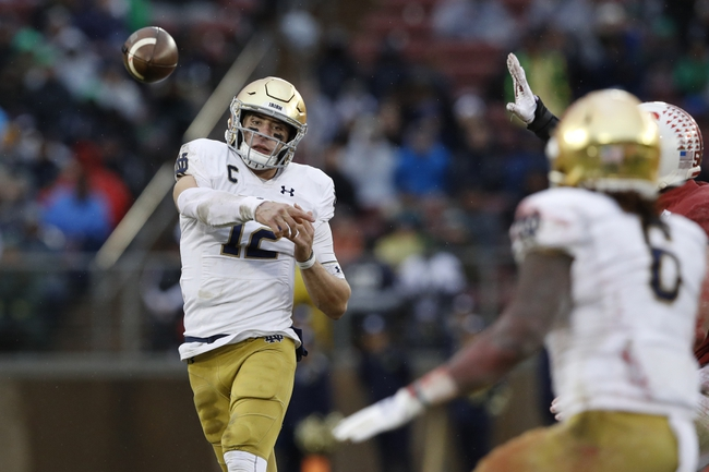 USF at Notre Dame - 9/19/20 College Football Picks and Prediction