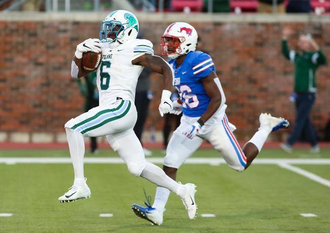 Tulane at South Alabama - 9/12/20 College Football Picks and Prediction