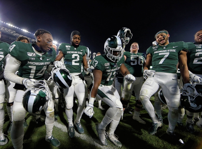 Wake Forest Demon Deacons vs. Michigan State Spartans  - 12/27/19 College Football Pick, Odds, and Prediction