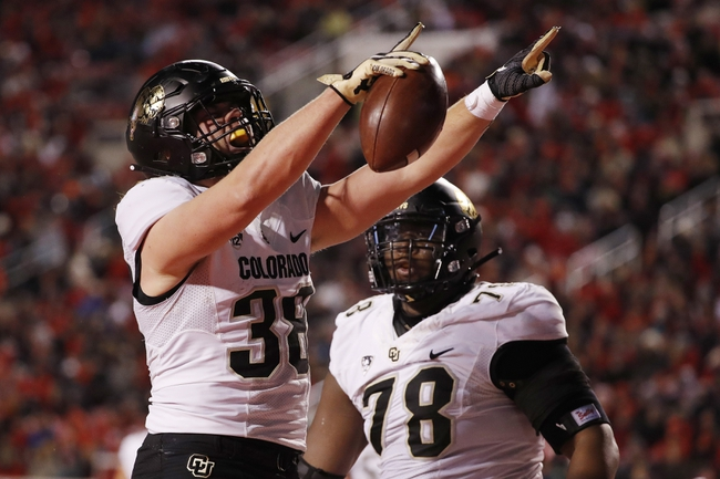 Colorado 2020 Win Total - College Football Pick and Prediction