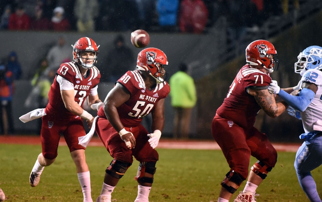 NC State 2020 Win Total - College Football Pick and Prediction