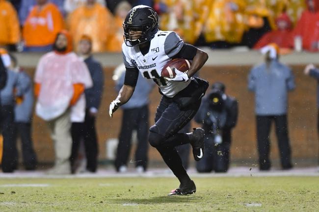 Vanderbilt 2020 Win Total - College Football Pick and Prediction