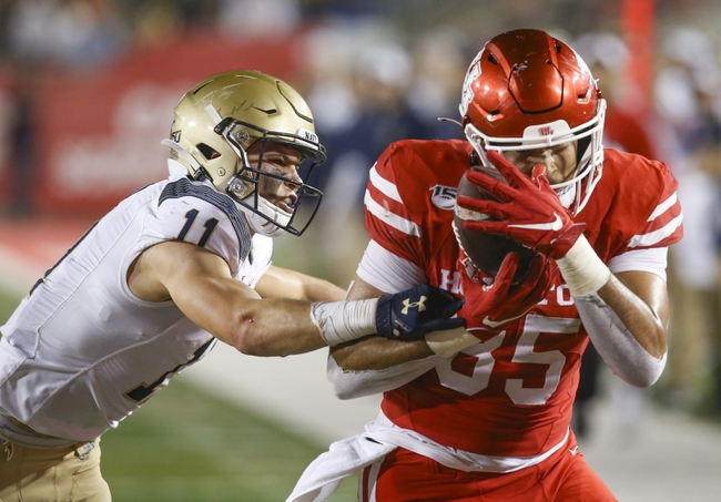 Houston at Navy: 10/24/20 College Football Picks and Prediction