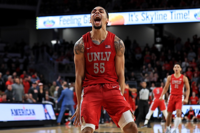 San Diego State vs. UNLV - 2/22/20 College Basketball Pick, Odds, and Prediction
