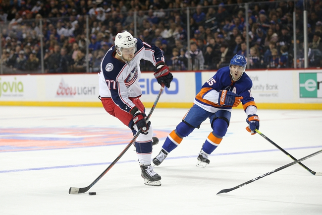 New York Islanders vs. Columbus Blue Jackets - 12/23/19 NHL Pick, Odds, and Prediction