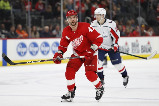 Detroit Red Wings vs.  New York Islanders - 12/2/19 NHL Pick, Odds, and Prediction