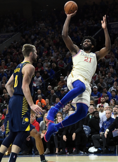 Indiana Pacers vs. Philadelphia 76ers - 12/31/19 NBA Pick, Odds & Prediction
