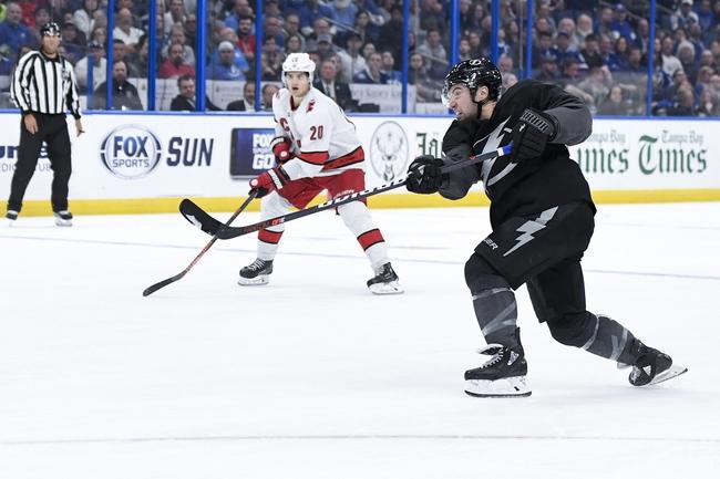 Nashville Predators vs. Tampa Bay Lightning - 12/3/19 NHL Pick, Odds, and Prediction