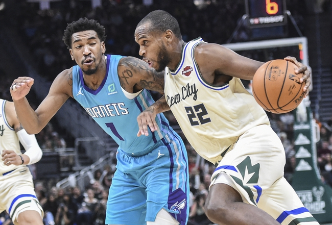Charlotte Hornets vs. Milwaukee Bucks - 3/1/20 NBA Pick, Odds, and Prediction