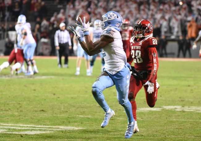 North Carolina vs. Temple - 12/27/19 College Football Military Bowl Pick, Odds, and Prediction