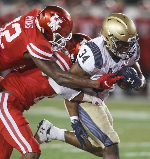 ATS Picks: Navy vs Houston College Football Picks, Predictions 10/24/20