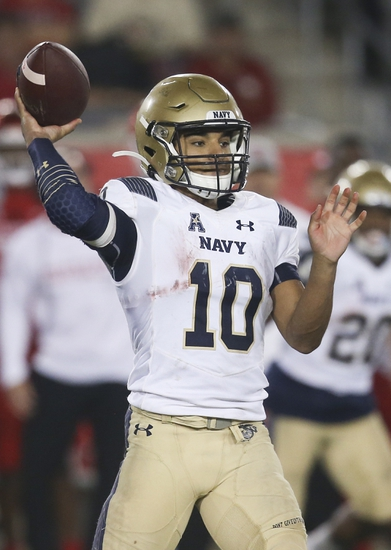 Navy Midshipmen vs. Army Black Knights - 12/14/19 College Football Pick, Odds, and Prediction