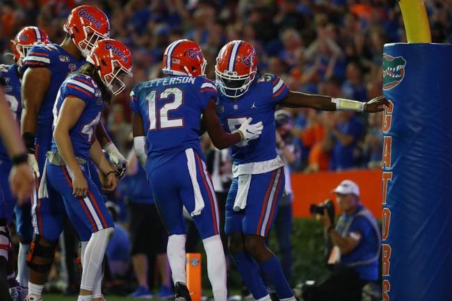 Virginia Cavaliers vs. Florida Gators - 12/30/19 College Football Pick, Odds, and Prediction