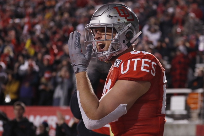 Oregon Ducks vs. Utah Utes - 12/6/19 College Football Pick, Odds, and Prediction