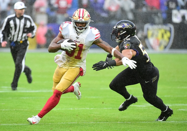 San Francisco 49ers vs. Baltimore Ravens - 4/15/20 Madden 20 Sim NFL Pick, Odds, and Prediction