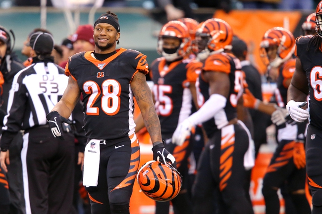 Cleveland Browns vs. Cincinnati Bengals - 12/8/19 NFL Pick, Odds, and Prediction