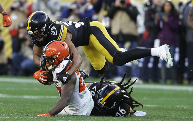 Cleveland Browns vs. Pittsburgh Steelers - 4/30/20 Madden20 NFL Sim Pick, Odds, and Prediction