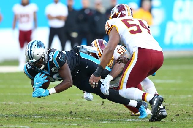 Washington Redskins vs. Carolina Panthers - 4/22/20 Madden 20 Sim NFL Pick, Odds, and Prediction