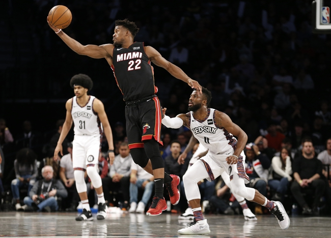 Brooklyn Nets vs. Miami Heat - 1/10/20 NBA Pick, Odds & Prediction