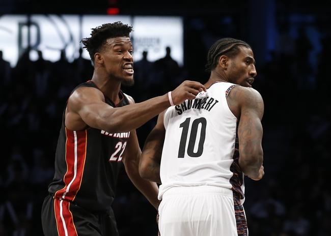 Brooklyn Nets vs. Miami Heat - 1/10/20 NBA Pick, Odds, and Prediction