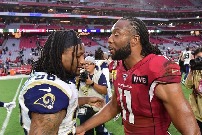 Los Angeles Rams vs. Arizona Cardinals - 12/29/19 NFL Pick, Odds, and Prediction
