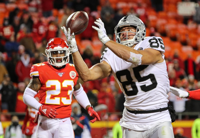 Oakland Raiders vs. Kansas City Chiefs - 5/22/20 Madden20 NFL Sim Pick, Odds, and Prediction