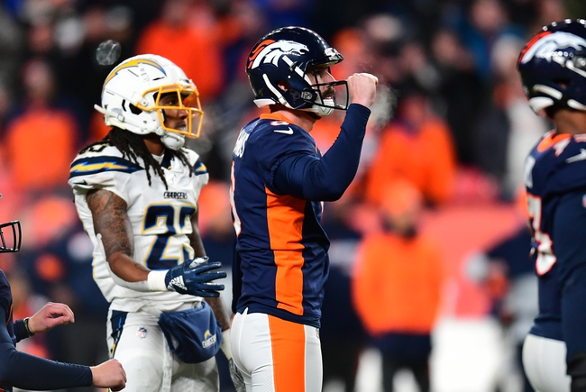 Denver Broncos vs. Los Angeles Chargers - 5/22/20 Madden20 NFL Sim Pick, Odds, and Prediction
