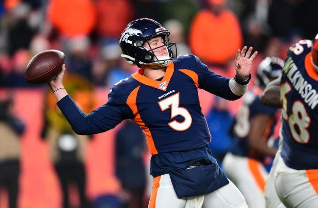 Denver Broncos vs. Los Angeles Chargers - 5/15/20 Madden 20 Sim Classic NFL Pick, Odds, and Prediction