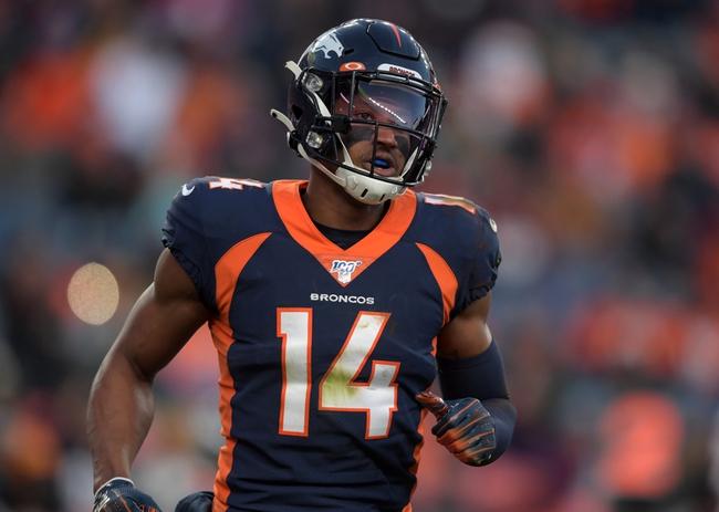 Detroit Lions at Denver Broncos - 12/22/19 NFL Pick, Odds, and Prediction
