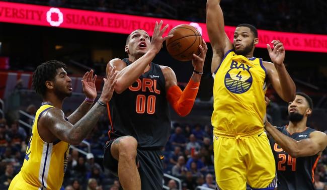 Golden State Warriors vs. Orlando Magic - 1/18/20 NBA Pick, Odds & Prediction