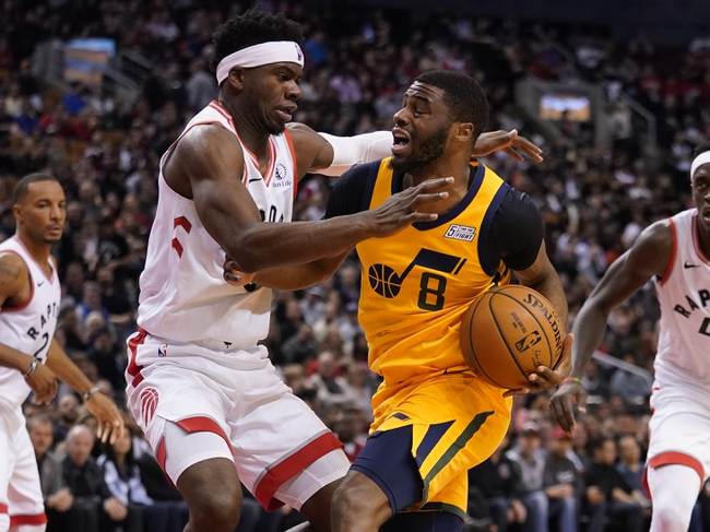 Utah Jazz vs. Toronto Raptors - 3/9/20 NBA Pick, Odds, and Prediction