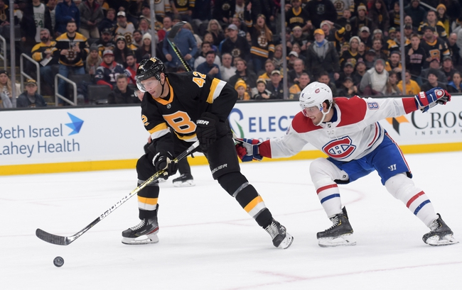 Boston Bruins vs. Carolina Hurricanes - 12/3/19 NHL Pick, Odds, and Prediction