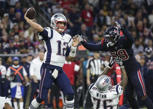 New England Patriots vs. Kansas City Chiefs - 12/8/19 NFL Pick, Odds, and Prediction