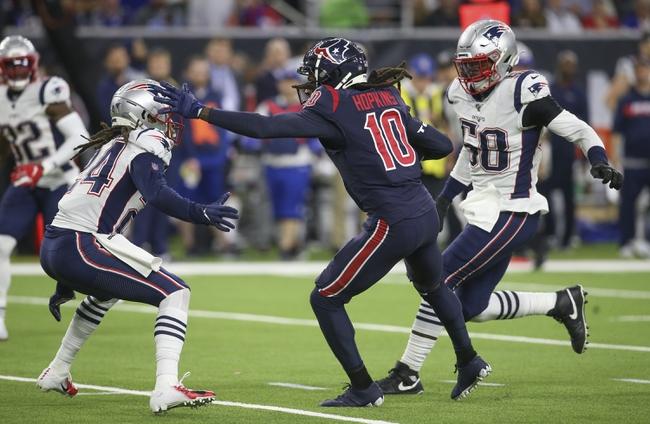 NFL Predictions: Houston Texans vs New England Patriots 11/22/20 NFL Picks, Odds