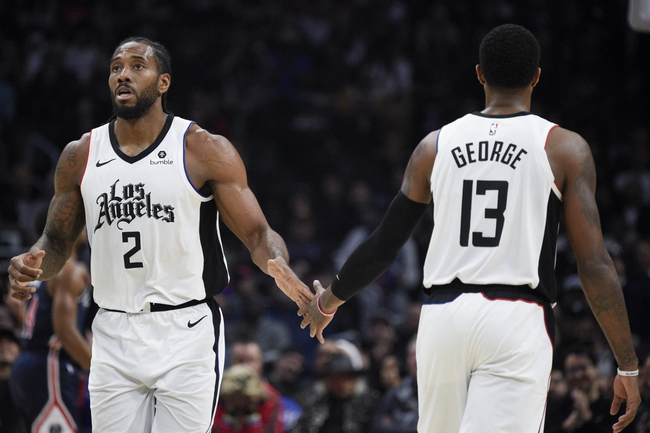 Washington Wizards vs. Los Angeles Clippers - 12/8/19 NBA Pick, Odds, and Prediction