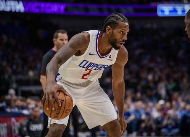 Dallas Mavericks vs. Los Angeles Clippers - 1/21/20 NBA Pick, Odds & Prediction