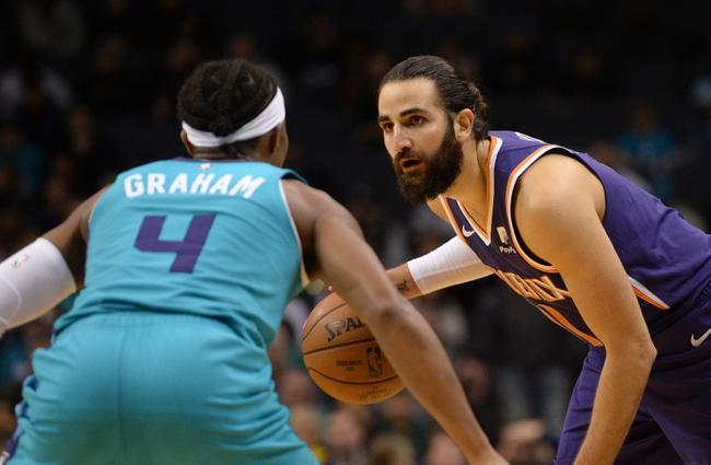 Phoenix Suns vs. Charlotte Hornets - 1/12/20 NBA Pick, Odds & Prediction